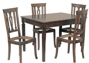 Ahşap Mutfak Sandalyesi